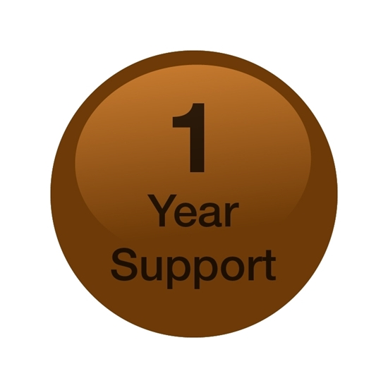 1 Year Support