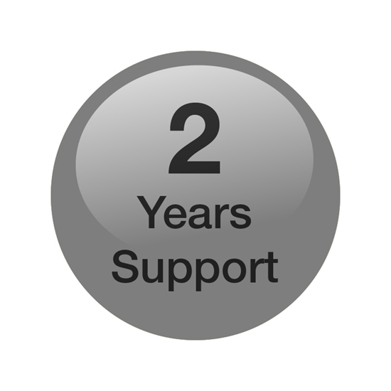 2 Years Support