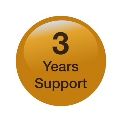 3 Years Support